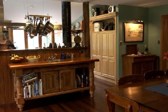 Awatuna Homestead: Homestead Kitchen