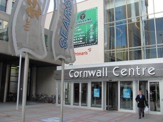 Cornwall Centre Foto