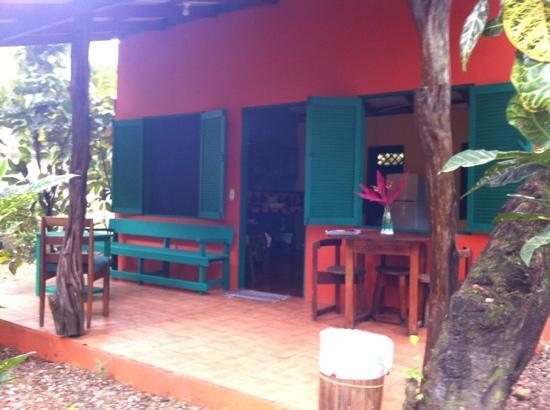 Casa Don Tomas: the bungalow