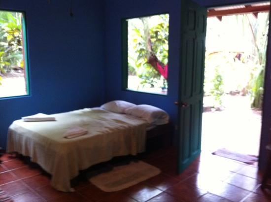 Casa Don Tomas: bungalow bed
