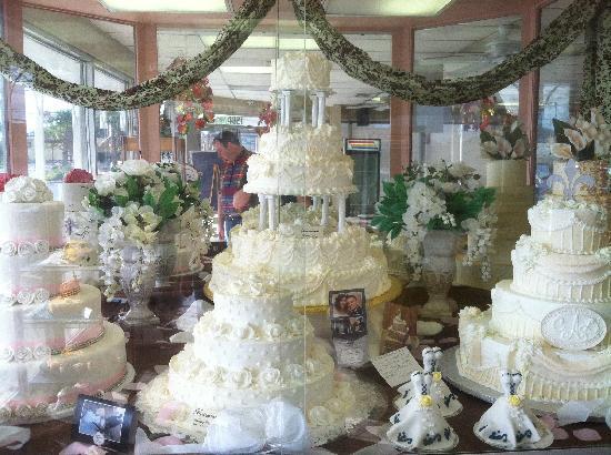 Gambino S Bakery Wedding Cakes