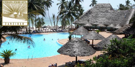 VOI Kiwengwa Resort: la nostra piscina