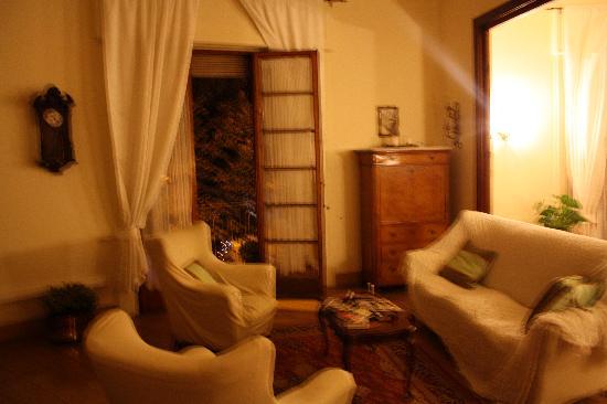 Residenza Oltrarno: Sitting area