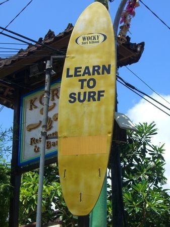 Wocky Surf School