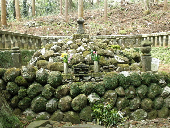 Kawazu Saburo Monument