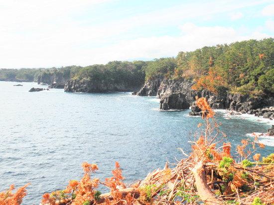 Ito, Japon : 海岸線