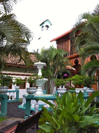 Hotel Dario: Garden