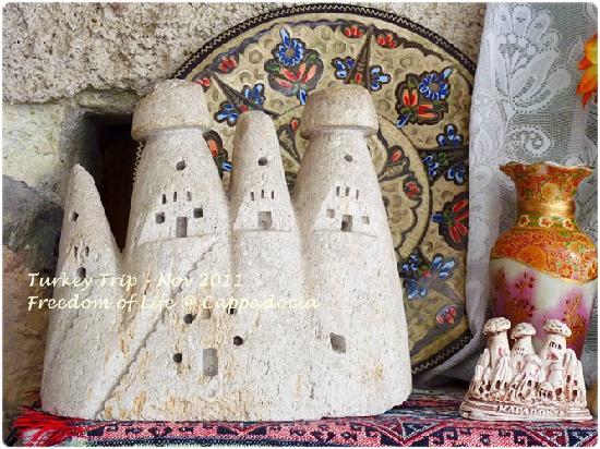 Anatolia Cave Pension: Cappadocia