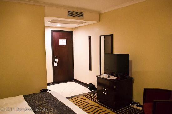 Protea Hotel Blantyre Ryalls : My room