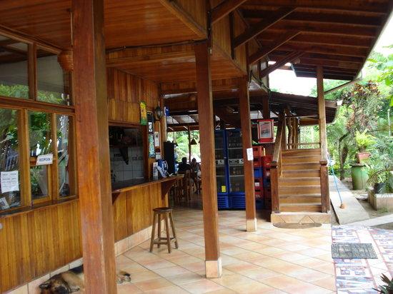 Paradise Island Lodge: eingang