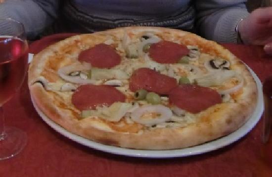 Pizzeria del Sud Classico: Mmmm Pizza