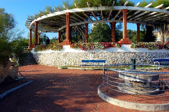 Playa Primera de El Sardinero: Belvedere dei Giardini di Piquìo