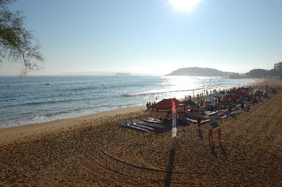 Playa Primera de El Sardinero: El Sardinero