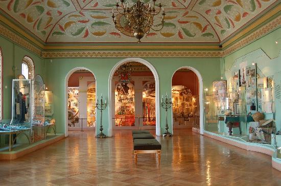 Vladimir, Rusia: Исторический музей