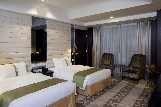 Holiday Inn Beijing Focus Square : Twin Superior Room