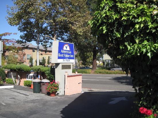 Americas Best Value Inn - Palo Alto: Americas Best Value Inn