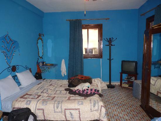 Maison d' Hotes de la Cite Portugaise d'El Jadida : Habitación familiar