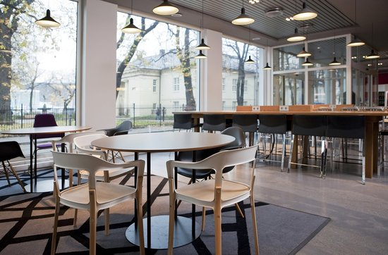 Comfort Hotel Boersparken: Lobby