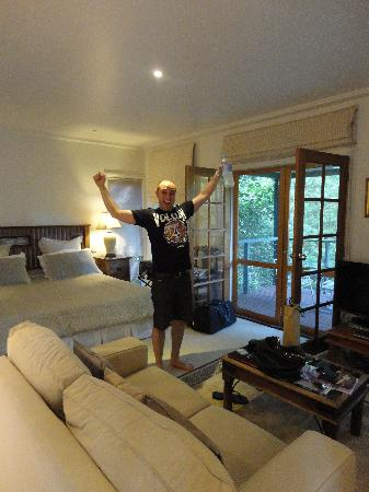 Yarra Glen, Australia: Our Room