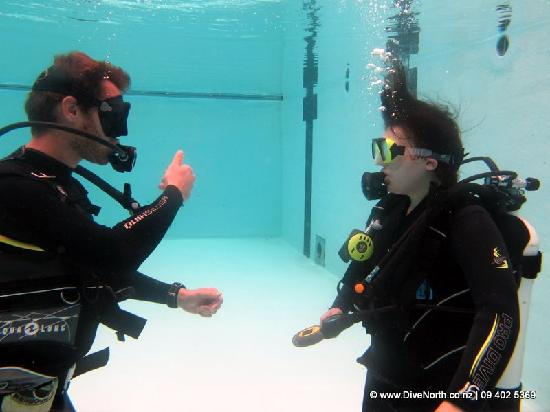 Dive North: Natascha - PADI Open Water Course