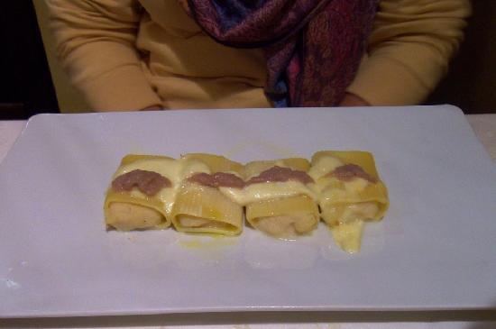 A' Ciaramira: Baccalà Stuffed Pasta