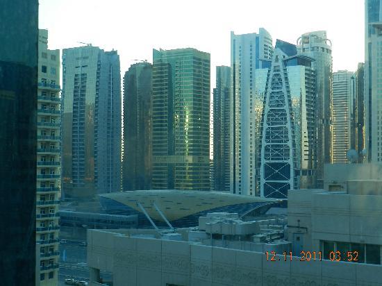View From Room Picture Of Marina Byblos Hotel Dubai Tripadvisor