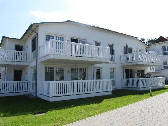 Rujana Ferienwohnungen: Villa Daphne & Danae am Schmachter See