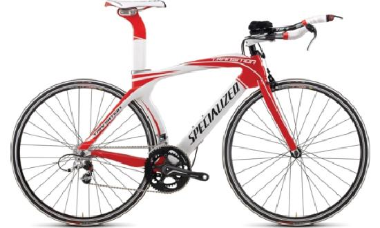 Bike Works Beach and Sports: 2012 Specialized Transition (Tri Bike Rental Bike)