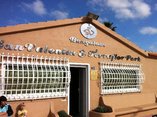 San Valentin & Terraflor Park: Hotel San Valentin