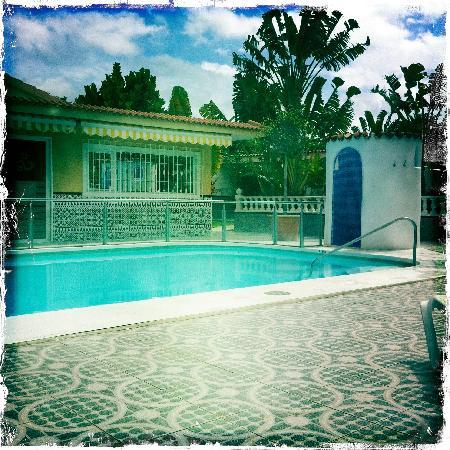 San Valentin & Terraflor Park: Pool at San Valentin
