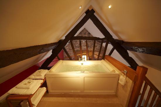 Horsley Lodge: Barn Bathroom