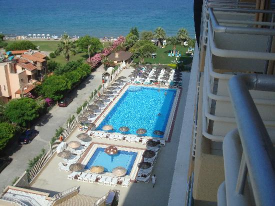 Ephesia Resort Hotel: View from room