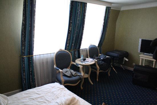 Hotel de France: Bedroom