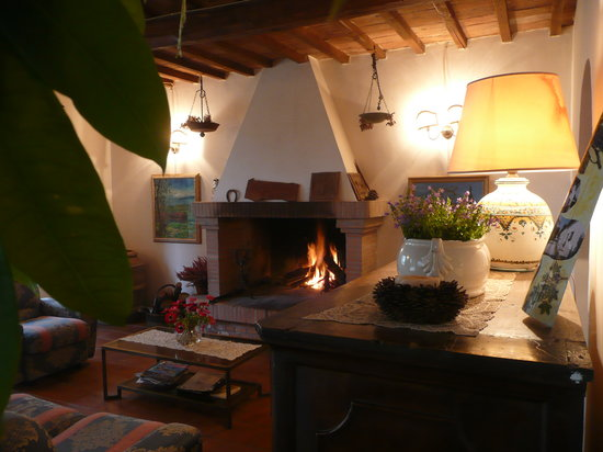 San Cristoforo: sala ristorante