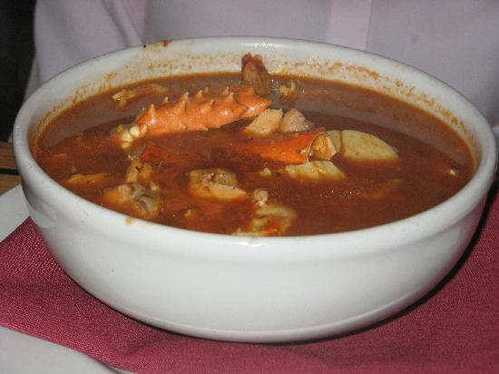 The Broiler: bouillabaisse