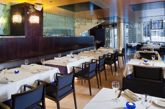 Hotel Alameda Plaza: Mezzo&Mezzo restaurant