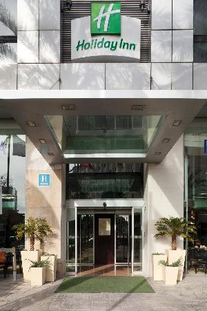 Hotel Alameda Plaza: Main entrance