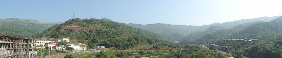Mercure Lavasa : View from the hotel room