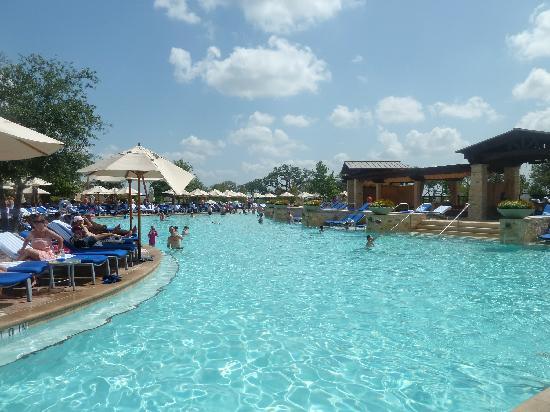 Pool Area Picture Of Jw Marriott San Antonio Hill