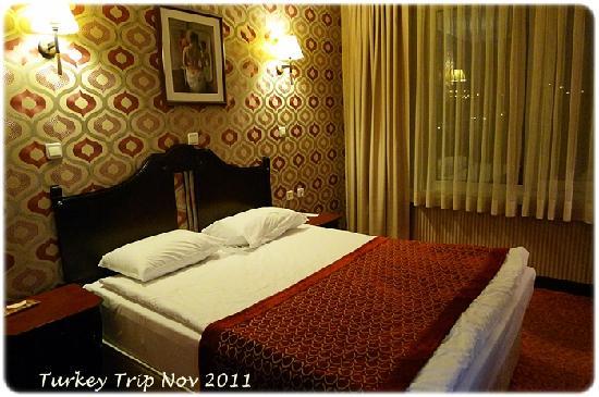Gazi Park Hotel: Hotel Gazi Park Ankara