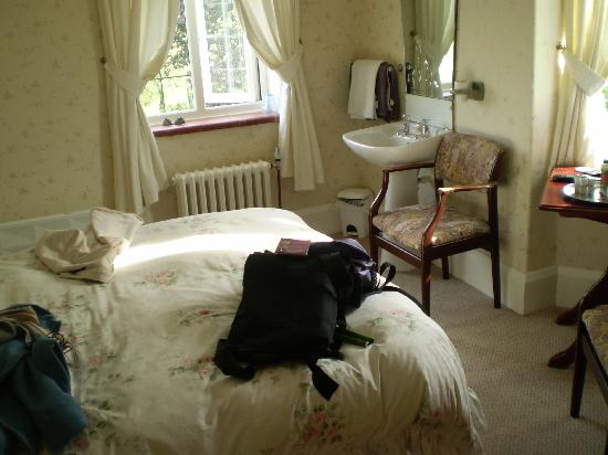 Moorhaven B&B: Our comfortable room