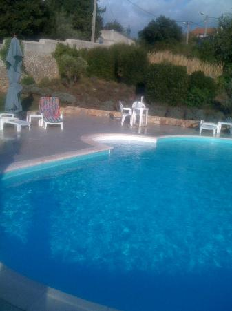 Hotel Les Cigales : Swimming pool
