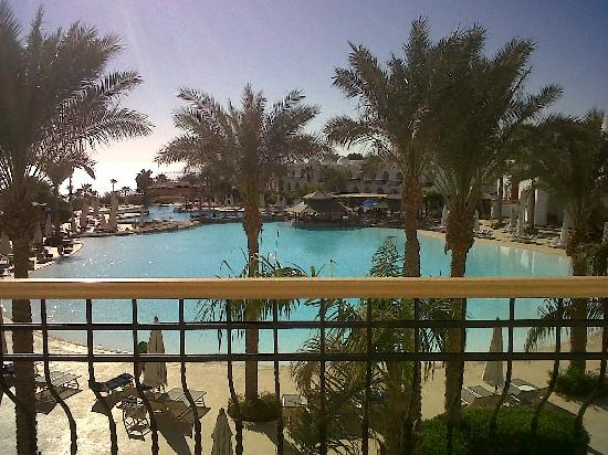The Royal Savoy Sharm El Sheikh: our bedroom view