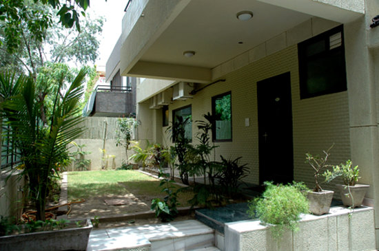 OYO 2227 Hotel Chalet : leading to green enviornment
