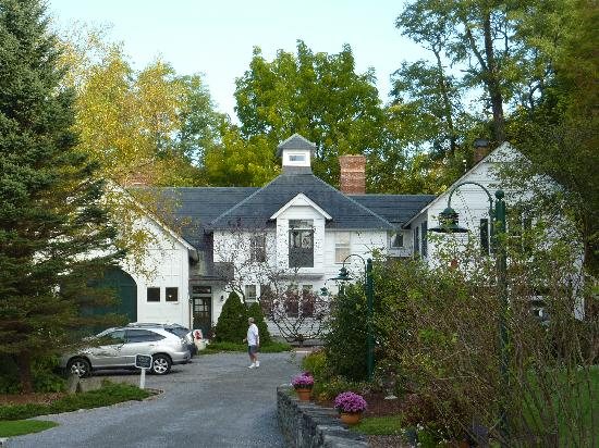 Swift House Inn: The carriage house
