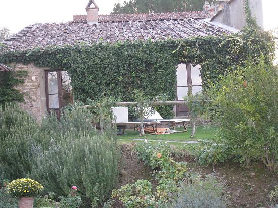 Relais Il Falconiere & Spa: Outside view
