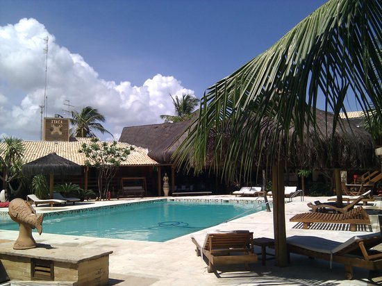 Itaca Hotel : Common area by the pool