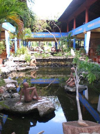 Paradisus Rio de Oro Resort & Spa: Reception area