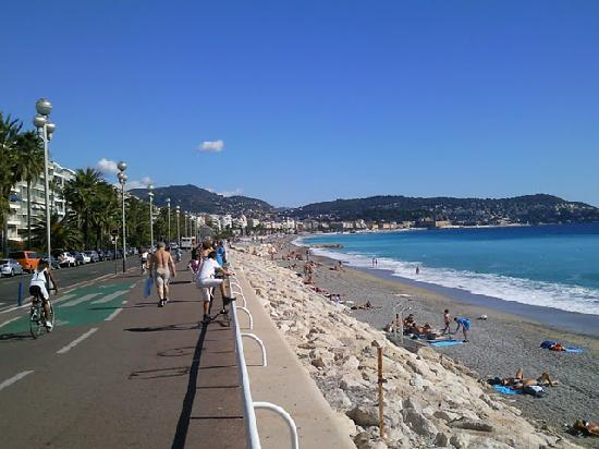 Promenade Des Anglais Picture Of Promenade Des Anglais