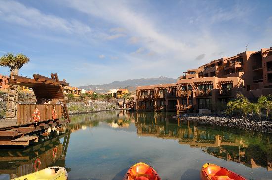 Sandos San Blas Nature Resort & Golf: Boating Lake